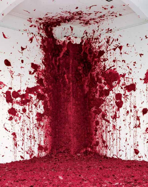 Anish Kapoor  would love to do this