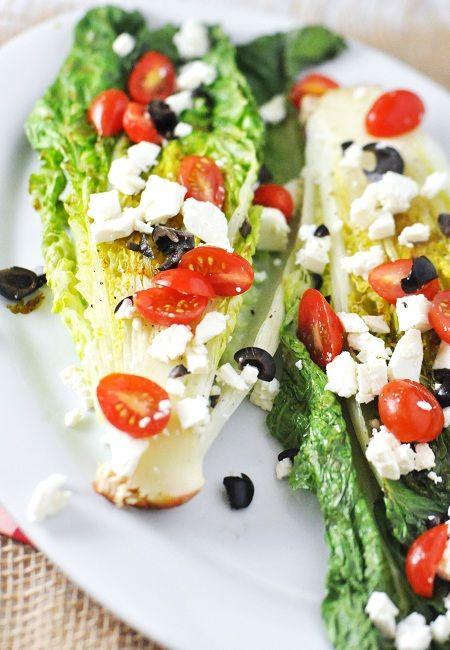 how to prepare romaine lettuce for caesar salad
