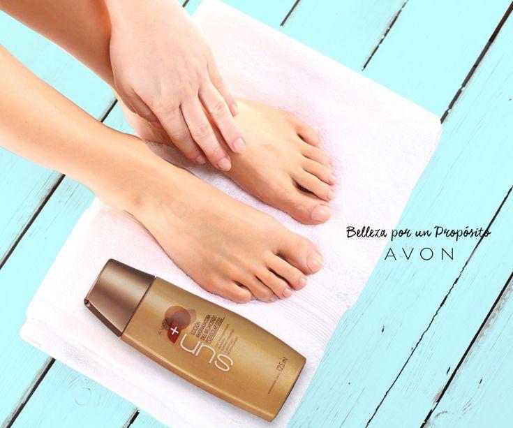 ¡Realzar tu bronceado y cuidar tu piel es posible! Probá nuestra loción autobronceadora y logralo.