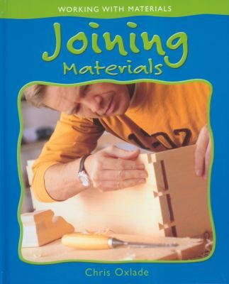 Joining materials -- Nuts, bolts, and screws -- Sticking together -- Super-strong glues -- Welding metal -- Soldering metal -- Joining wood -- Wood joints -- Joining soft materials -- Temporary joints -- See for yourself! -- Picture this!
