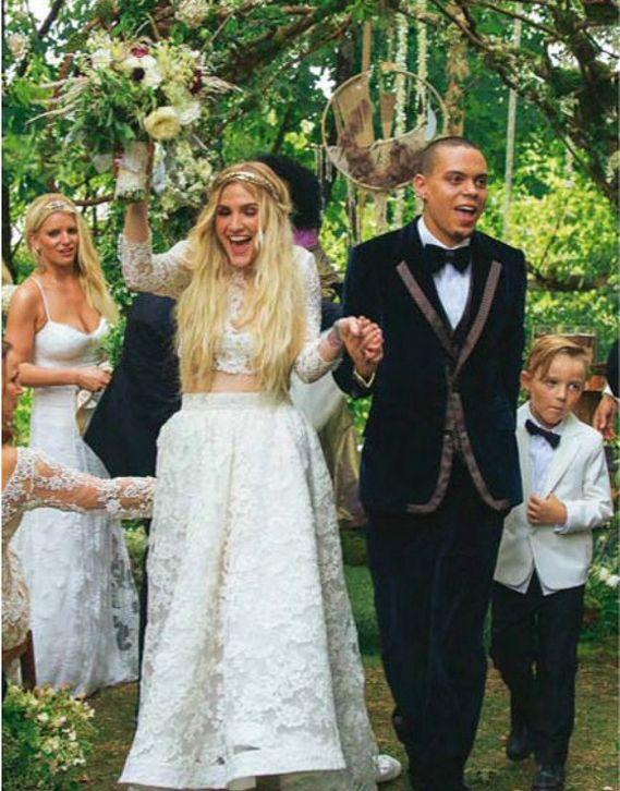 Evan grant wedding