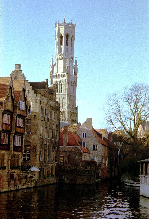 Bruges Belgium CHG