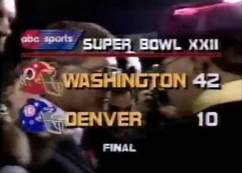 Despite the two Super Bowl wins, Bronco fans have probably been through some of the worst Super Bowl losses ever. Description from es.redskins.com. I searched for this on bing.com/images
