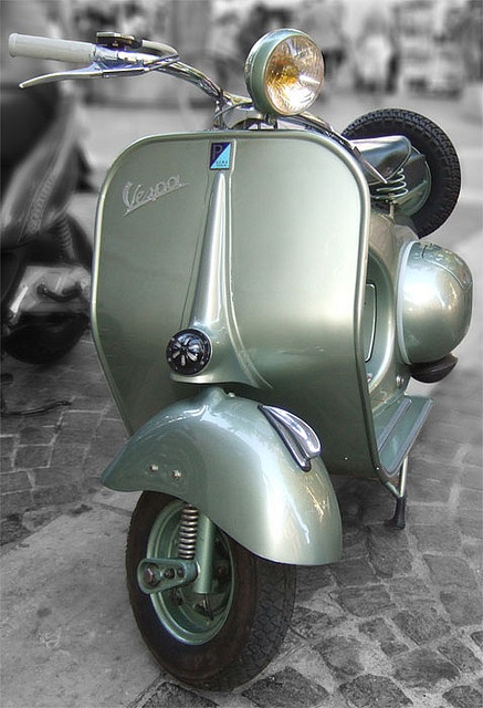 Vespa Acma, via Flickr