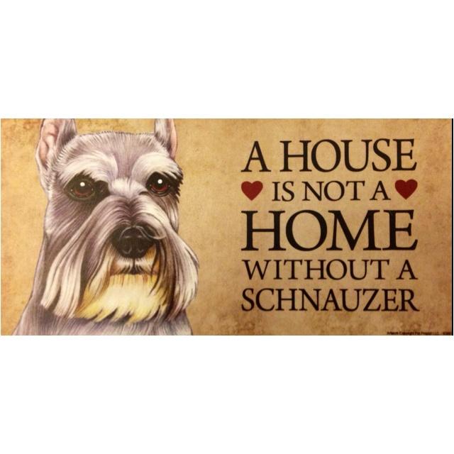 I love schnauzers.