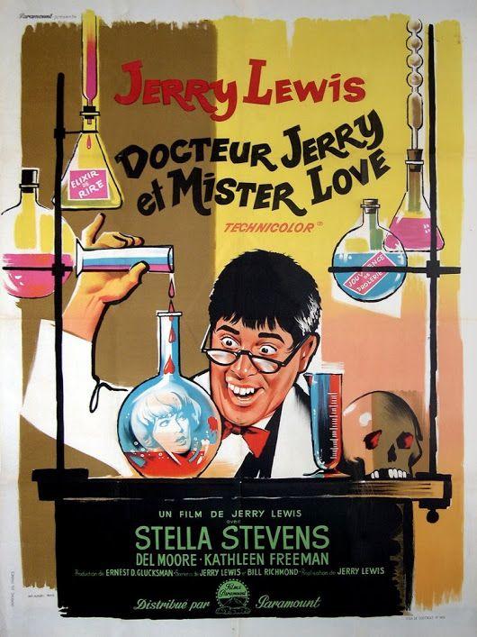 The Nutty Professor (1963): http://www.imdb.com/title/tt0057372/  https://en.wikipedia.org/wiki/The_Nutty_Professor