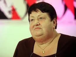 Henryka Krystyna Krzywonos-Strycharska – polska działaczka opozycji w okresie PRL, sygnatariuszka porozumień sierpniowych. Honorowy Obnywatel Miasta Gdańska.