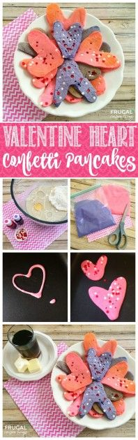 Valentine-Heart-Confetti-Pancakes-Collage-frugal-coupon-living