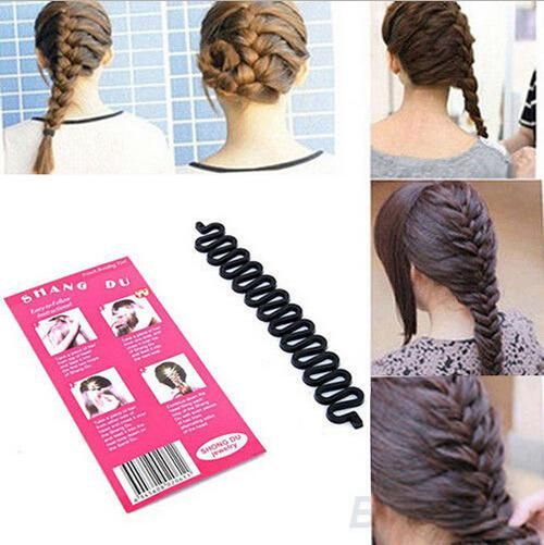 French Hair Braiding Tool Roller $6