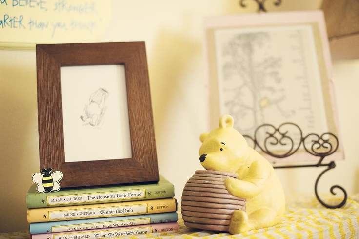 17 Best Images About Winnie The Pooh Baby Shower On