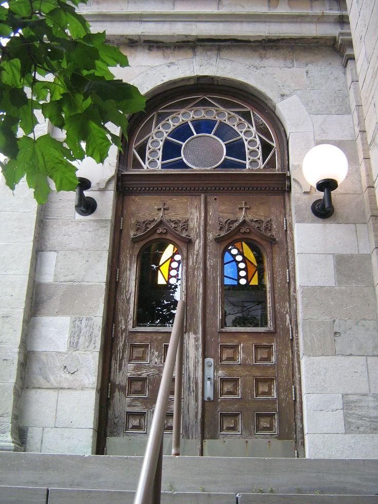 28 best images about h pital de la mis ricorde de montr al on pinterest canada coins and portal - Porte de la chapelle five ...