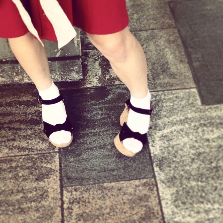Tokyo fashion.