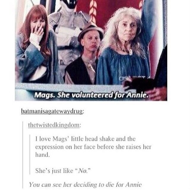 #Reasonswelovemags She's honestly one of my favorite fictional characters --KittyJustine