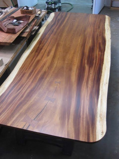 Tropical Exotic Hardwoods: Parota (Enterolobium cyclocarpum)