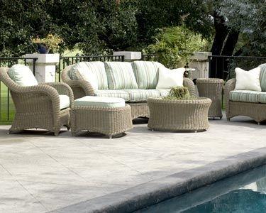 American Patio Furniture By DesignWicker.com Sold By Patio Barn! #patiobarn  #patio