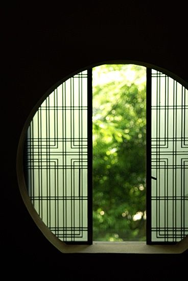 Japanese sliding screens ❣