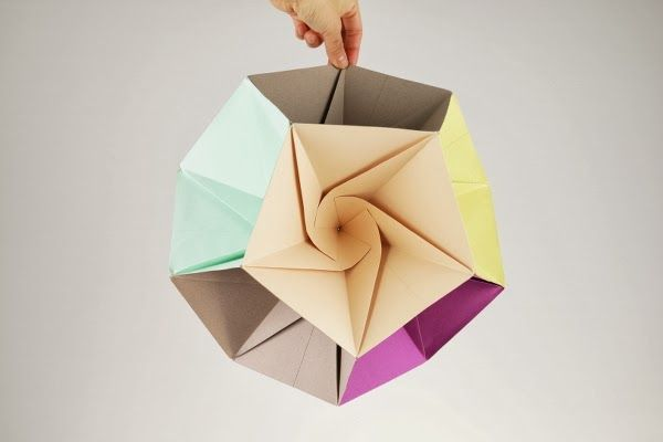 where techy meets pretty + etc: HOW TO: Make a geometric mobile