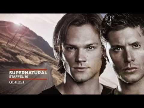 Supernatural Staffel 10 Teaser  ProSieben MAXX !