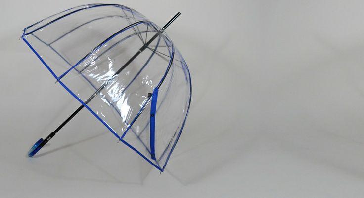 Parapluie L'invisible bleu