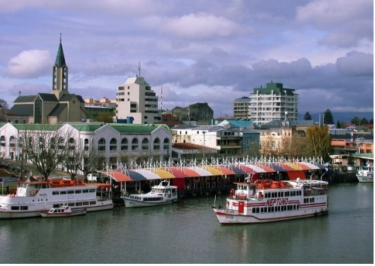 Valdivia - south of Chile