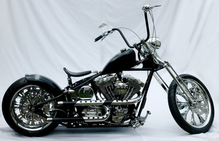 Harley Davidson Choppers Kustom Bikes Chopper Motorcycles Pinterest Picture
