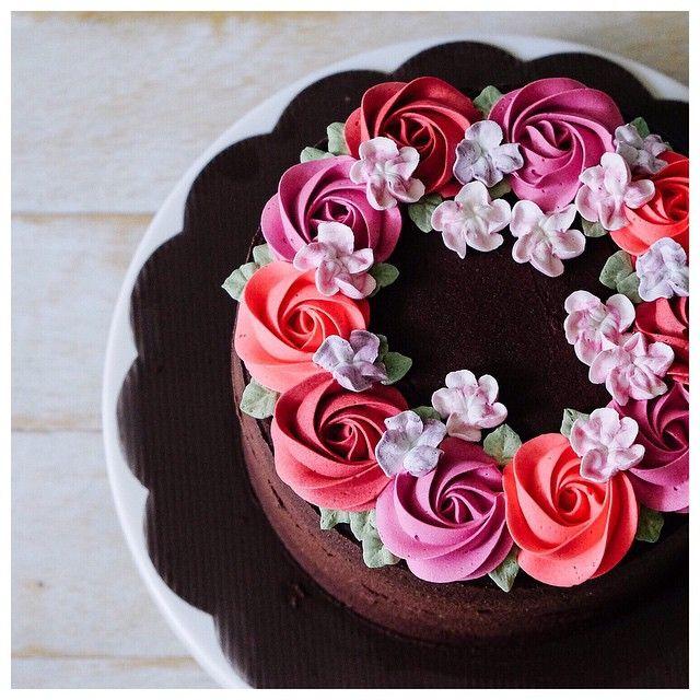 554 best Cake Birthday cakes images on Pinterest Anniversary