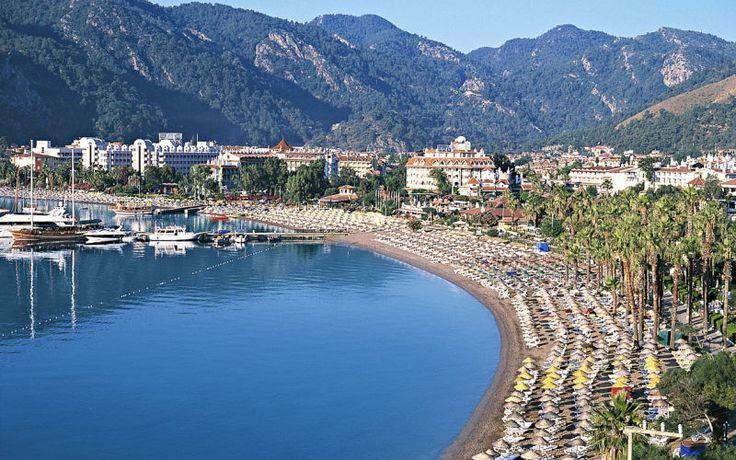 Içmeler i Tyrkiet er en idyllisk perle. Se mere på http://www.apollorejser.dk/rejser/europa/tyrkiet
