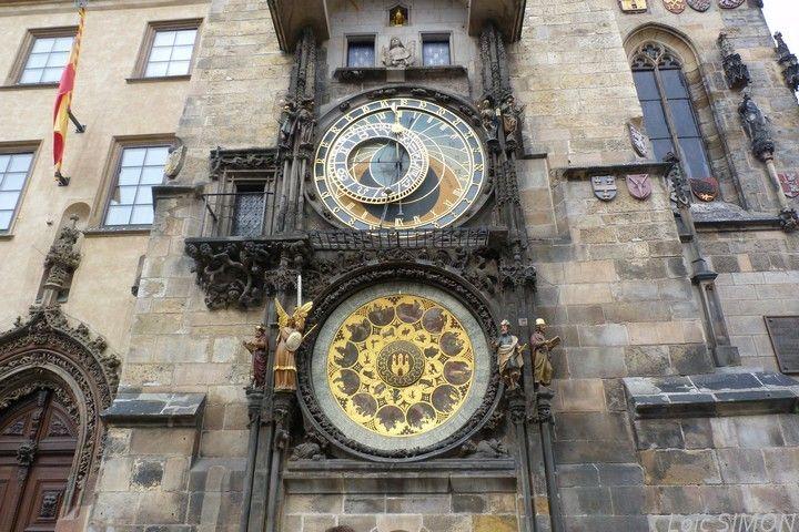 Horloge astronomique - Prague - République Tchèque - www.carnetsdevoyagedereve.com