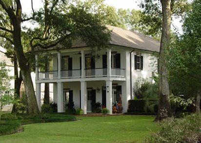 Southern style huizen pinterest southern style homes for Southern style homes