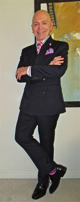 Ralph Lauren DB suit, Hawkes & Curtis shirt, Andrew's Ties neckwear, Kenneth Cole bicycle-toe derbies… #RalphLauren #HawkesAndCurtis #AndrewsTies #KennethCole #Toronto #WIWT #menswear #mensweardaily #mensfashion #instafashion #fashion #dandy #dandystyle #sartorial #sartorialsplendour #sprezzatura #menstyle #dapper #dapperstyle #menshoes