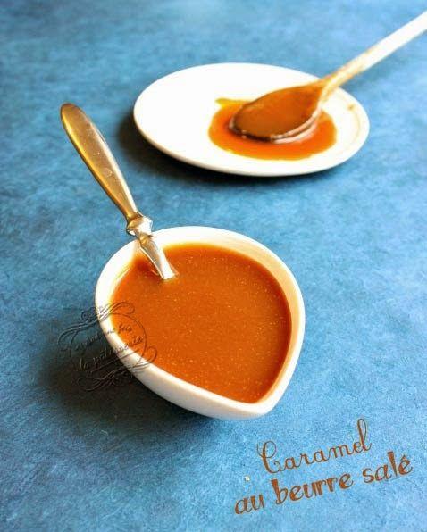 LA recette du caramel au beurre salé ! Un délice pour napper vos crêpes, gaufres ou simplement à déguster à la petite cuillère...