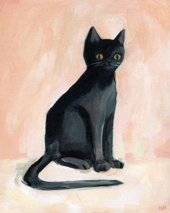 Claude By Emily Winfield Martin In 2020 Cat Art Amazing Paintings Painting