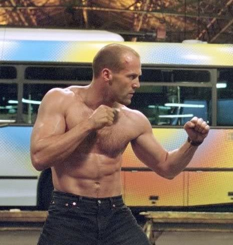 Jason Statham One of the best scenes!