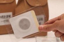 120 шт./лот (No Box) Традиционная Китайская Медицина Пупка Стикер Пластырь для похудения Похудеть Штукатурка Магнит Для Похудения Патч Вес уменьшить(China (Mainland))