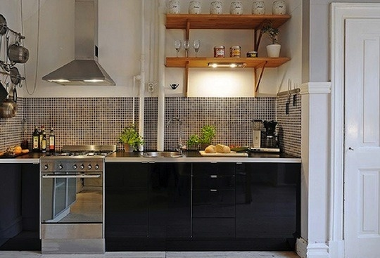 Space Saving Chic: Tiny Sinks in Tiny Kitchens | Apartment Therapy