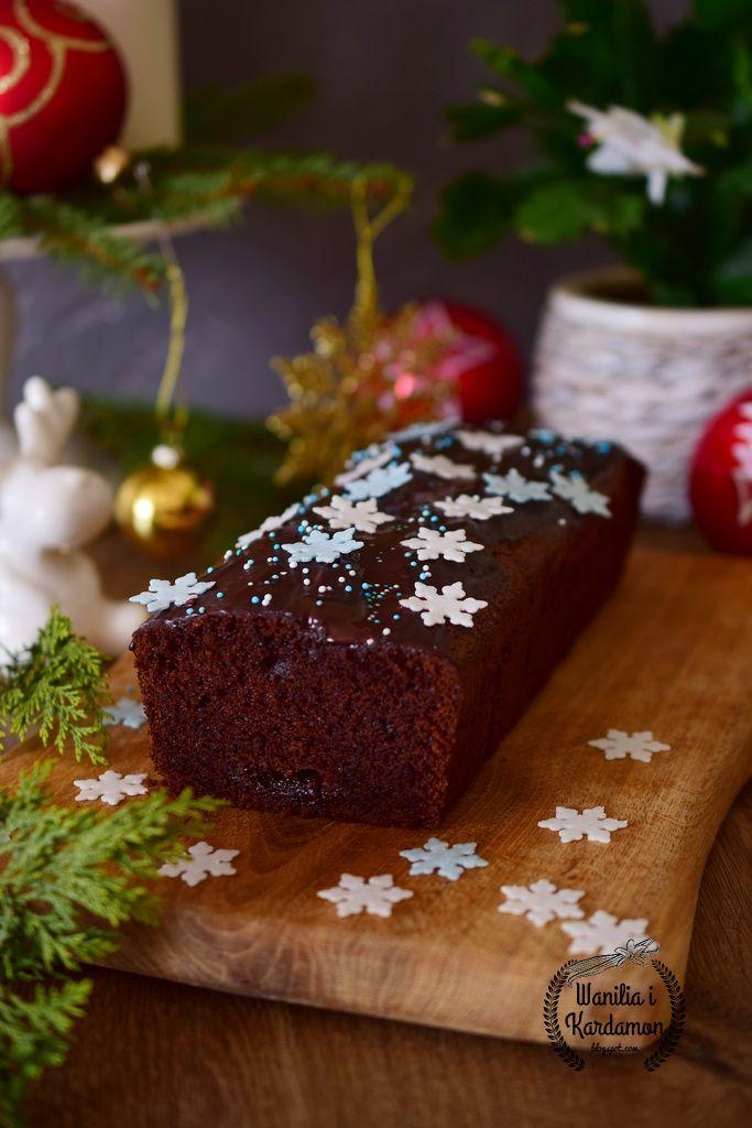 Wanilia i Kardamon: Ciasto kawowo-korzenne z powidłami