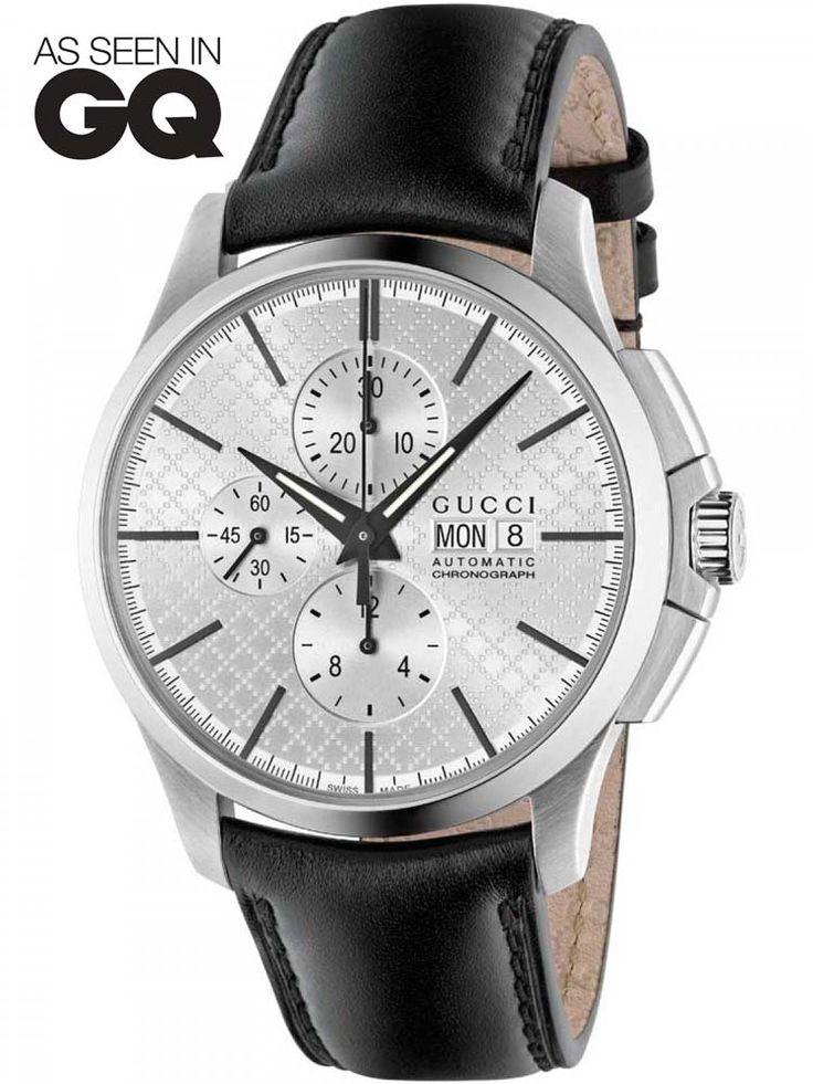 Gucci Mens G-Timeless Automatic Strap Watch YA126265
