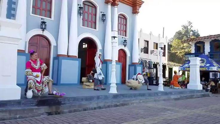 HISTORIAS DEL VIEJO PEÑOL Recuperando historia Teatro Encarte
