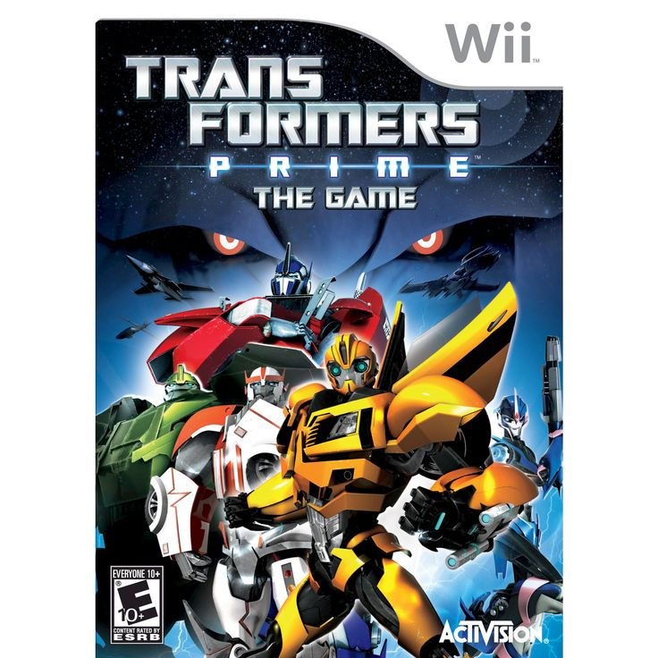 Transformers Prime: The Game Nintendo Wii
