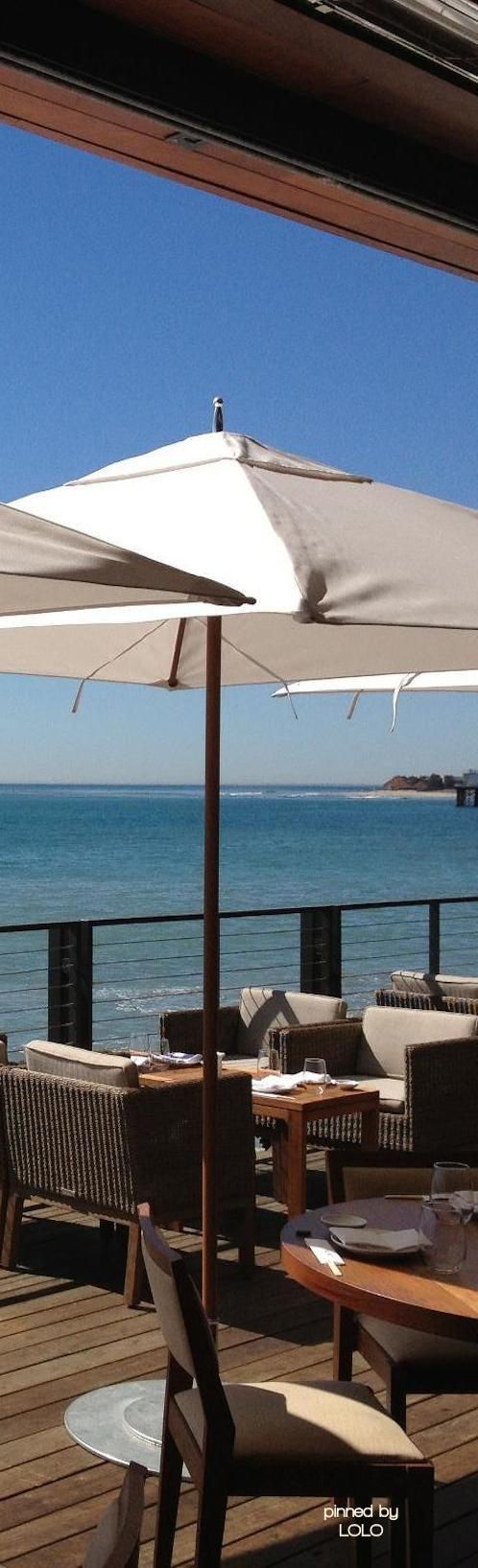 Lunch at NOBU Malibu . Food and view amazing.