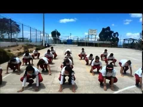 Clase de Educacion Fisica con en enfoque conductista - YouTube