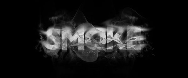 Create a Smoke Text Effect Using Photoshop's Non-Destructive Tools   PSDFan