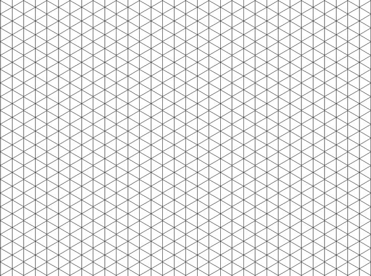 9 best Typographic Grids images on Pinterest Page layout - triangular graph paper