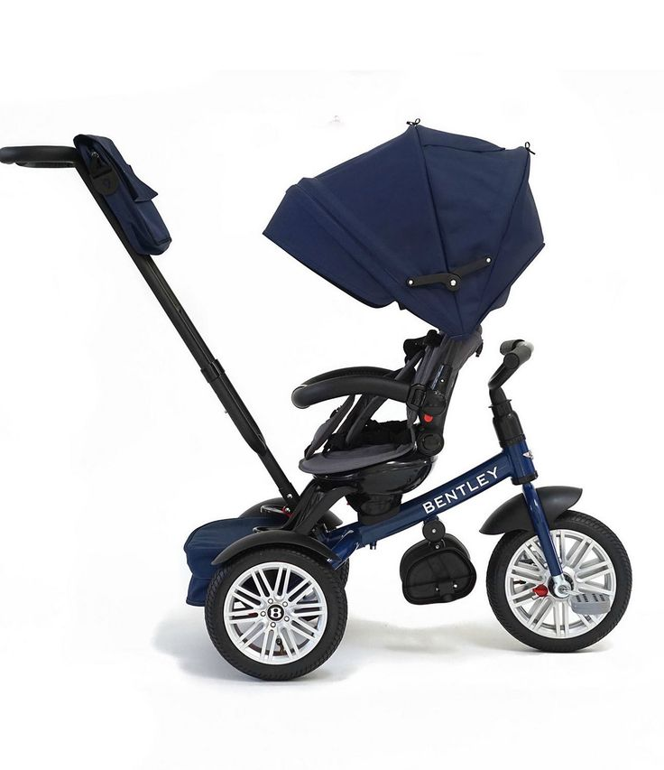 The Bentley Trike 6in1 Stroller and Tricycle Dragon