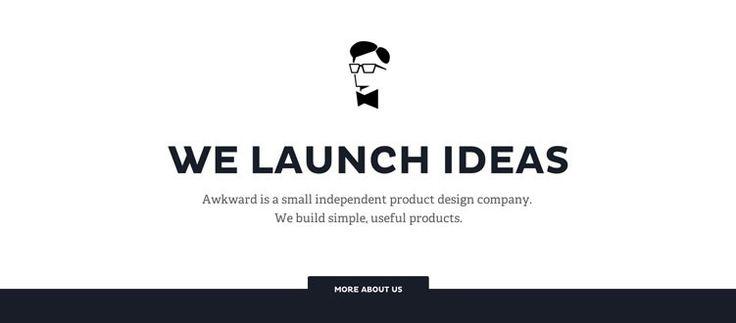 Web Design Inspiration - http://cssgold.com/awkward/
