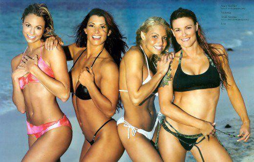 Old School WWF/WWE Divas