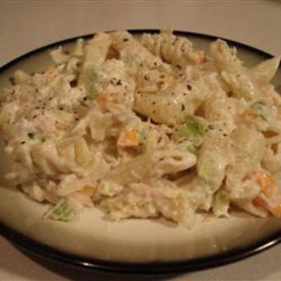 #recipe #food #cooking Cold Tuna Macaroni SaladRecipe Food, Salad Recipe, Salad Foodanddrinks, Cold Tuna Macaroni Salad, Tuna Pasta Salad, Tuna Salad, Food Cooking, Macaroni Salads, Greek Yogurt