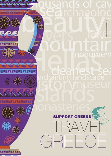 Support Greek People - This summer Travel to Greecet!
