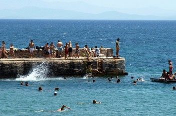 Beach Athens Copyright linmtheu Athens European Best Destinations #Athens #travel #Europe #Ebdestinations #Greece