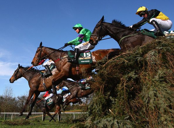 Grand National 2012: The World's Greatest Steeplechase in Liverpool England